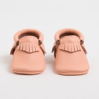 Freshly Picked Moccs Coral