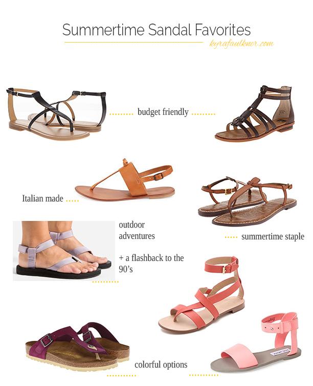 Favorite-Sandals